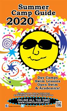 2020 Summer Camp Cover art